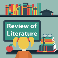 Why you require review of literature for your research?