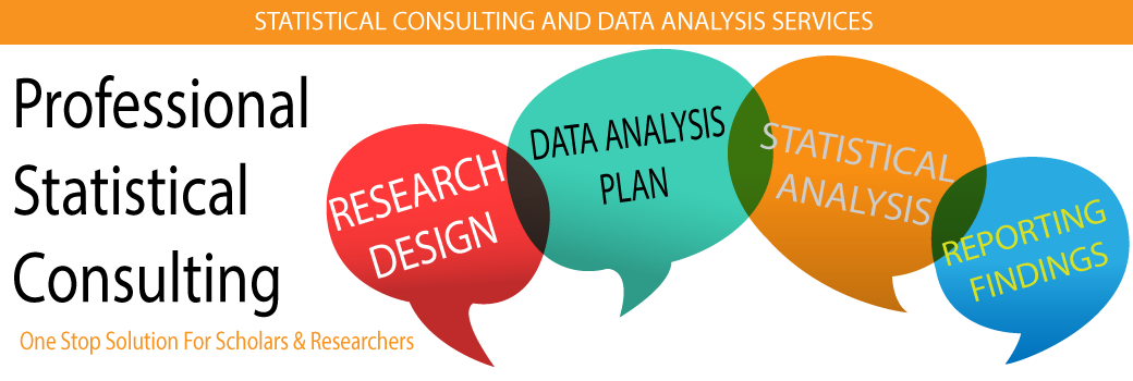 statistical analysis of data thesis
