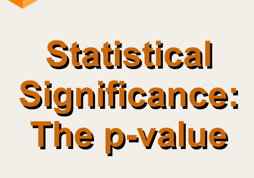 Statistical Significance: The p-value
