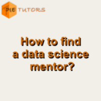 How to find a data science mentor?