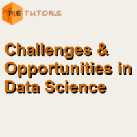 Challenges and Opportunities in Data Science