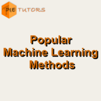 Popular Machine Learning Methods